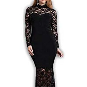 Dresses & Skirts - Lace dress in women